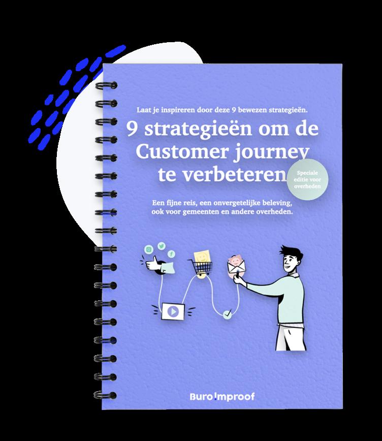 Whitepaper Customer journey verbeteren voor de overheid