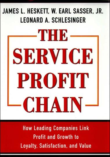 boek service profit chain